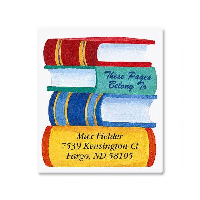 Love To Read!  Bookplates