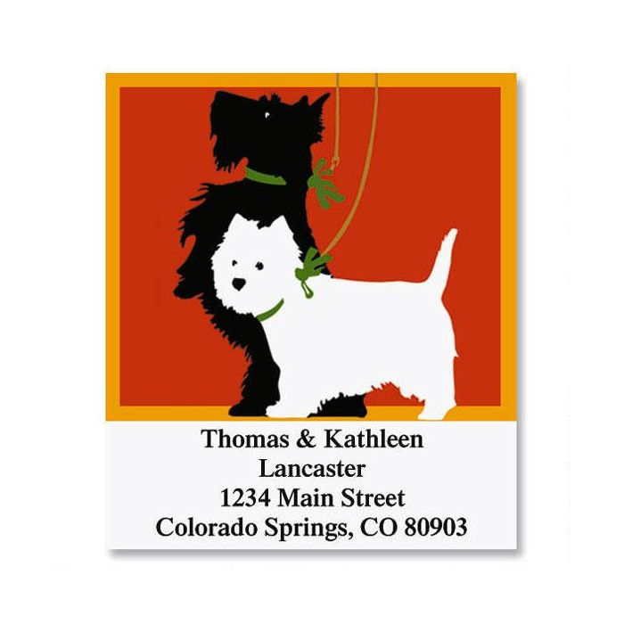 Best in Show  Select Return Address Labels