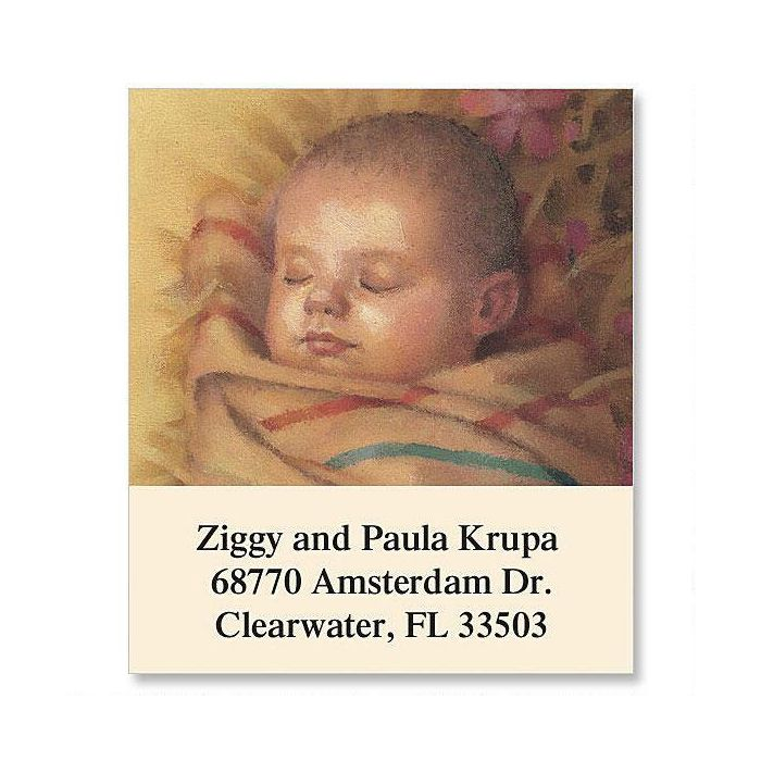 Holy Birth  Select Address Labels