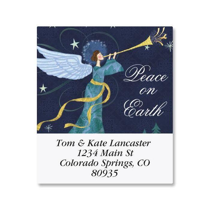 Peace Angel Select Address Labels