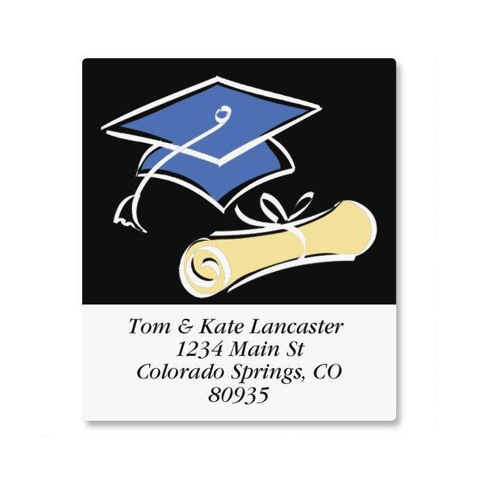 The Graduate Select Return Address Labels
