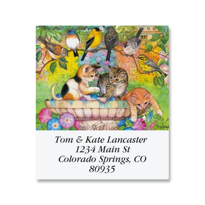 Waiting Your Turn Select Return Address Labels