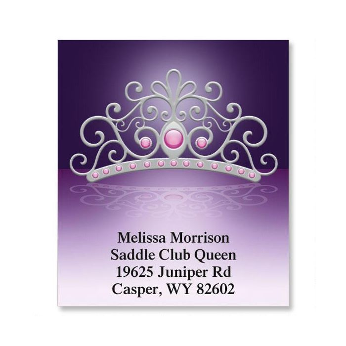 Queen Select Address Labels