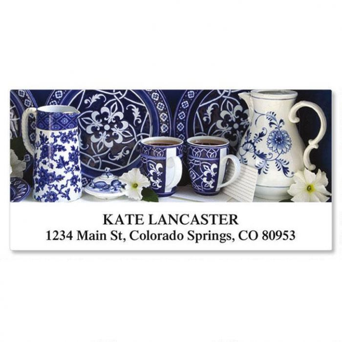 Hearth & Home Deluxe Return Address Labels  (12 Designs)