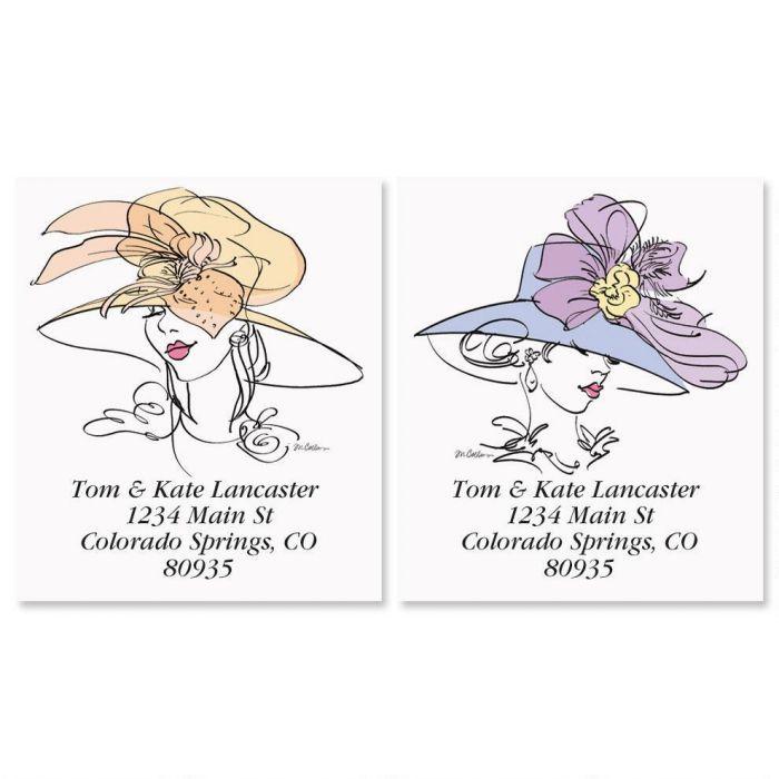 Church Ladies Select Return Address Labels  (2 Designs)