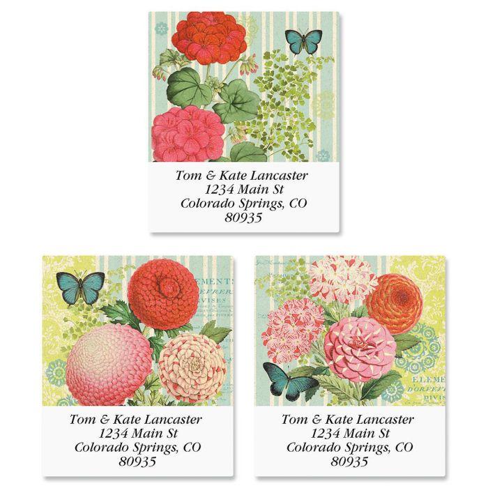 Spring Blush Select Return Address Labels  (3 Designs)