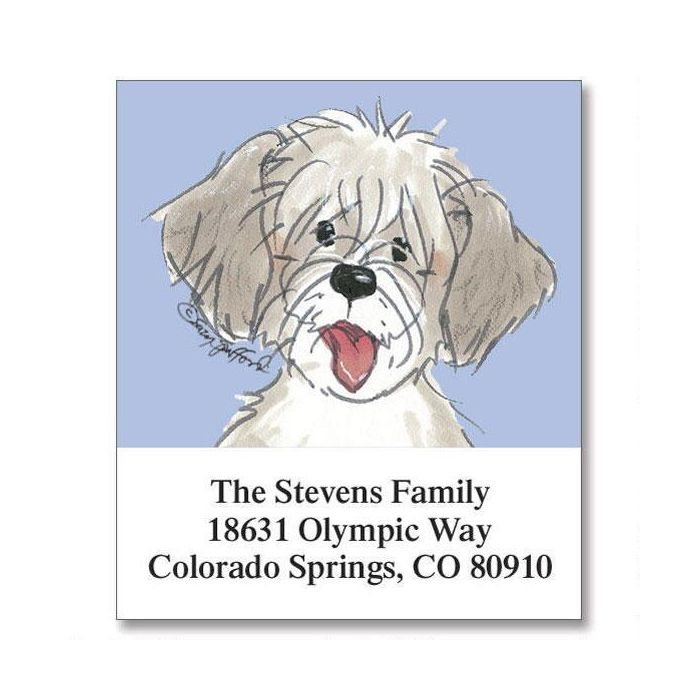 Wags® Select Return Address Labels  (6 Designs)