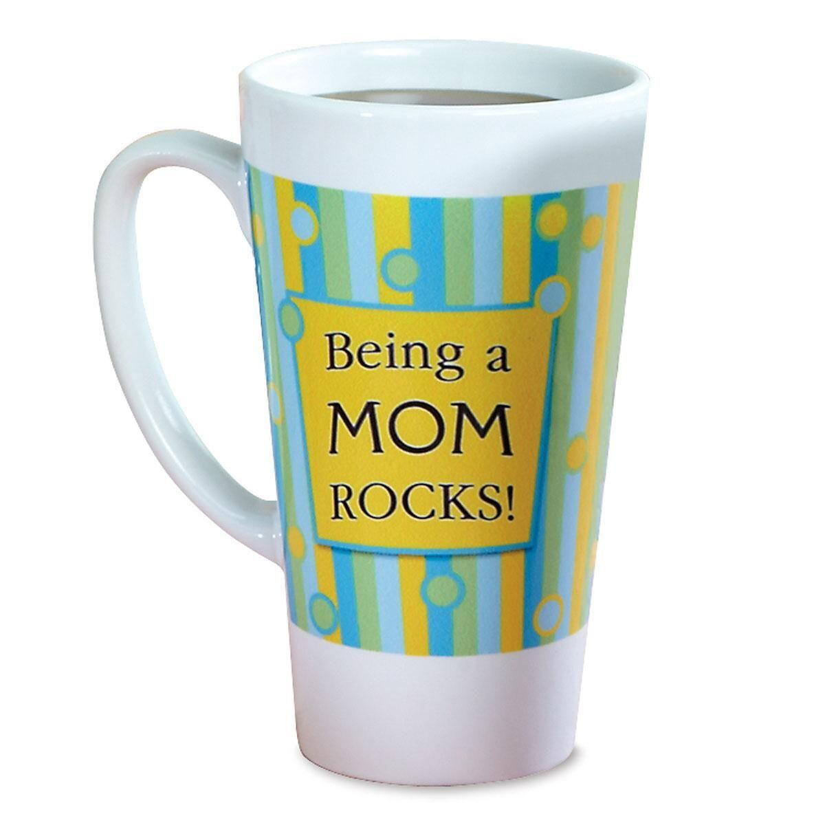 Mom Latt&#233 Mug