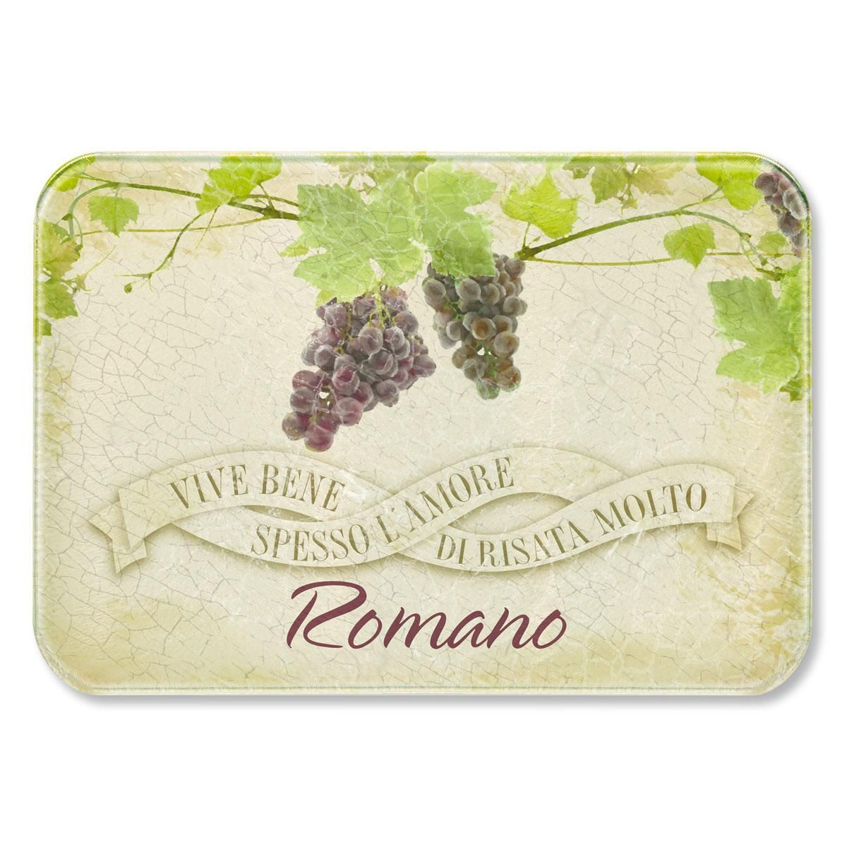 Vive Bene Personalized Custom Cutting Board
