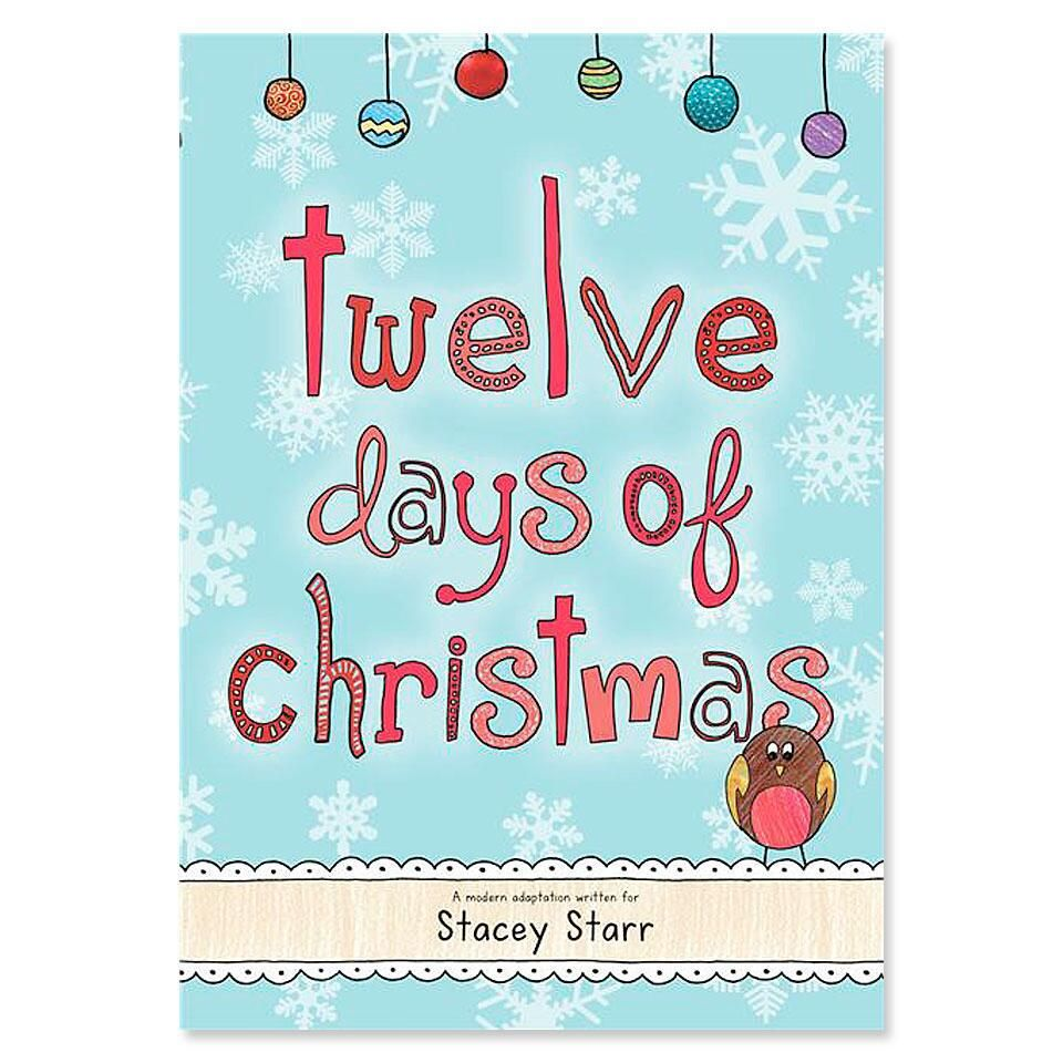 Twelve Days of Christmas Personalized Storybook