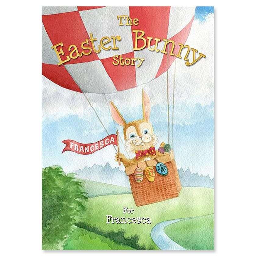 The Easter Bunny Story Book