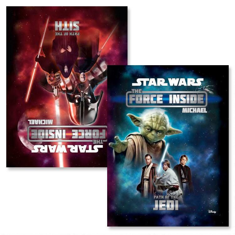 Star Wars: The Force Inside Personalized Storybook