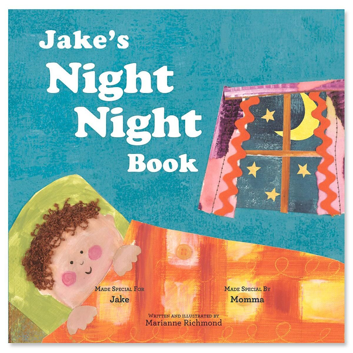 My Night-Night Personalized Storybook