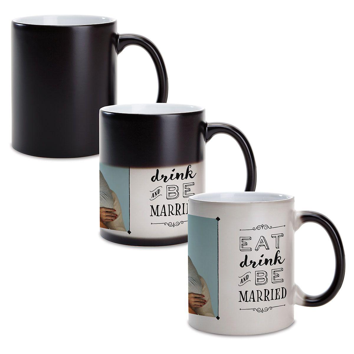 Be Married Custom Photo Mug