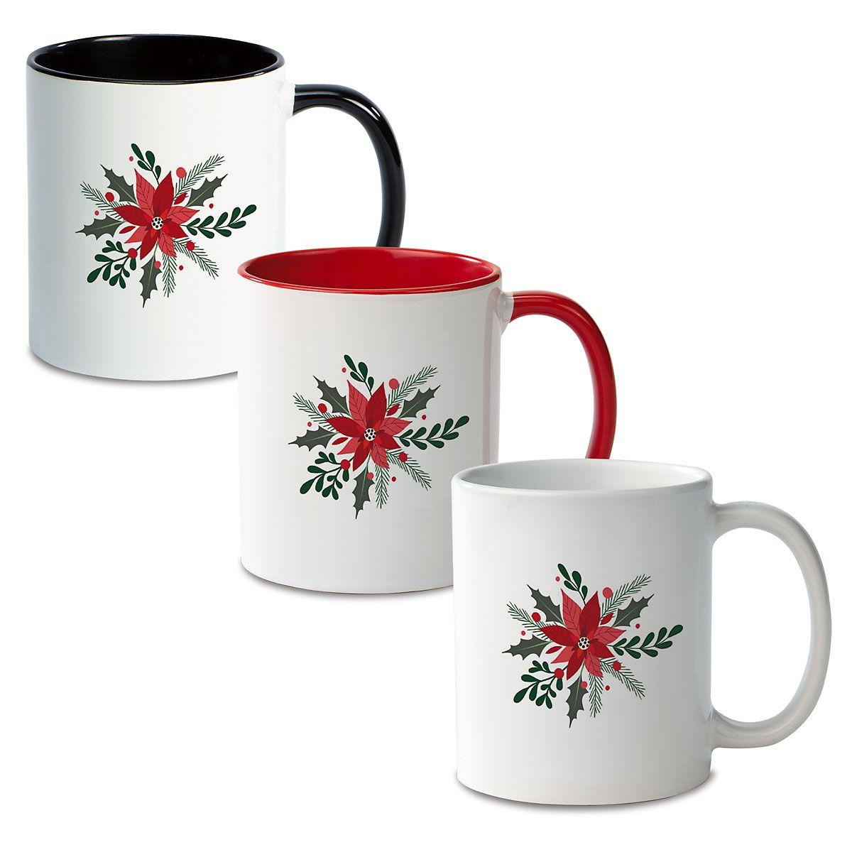 Holly Personalized Ceramic Mug