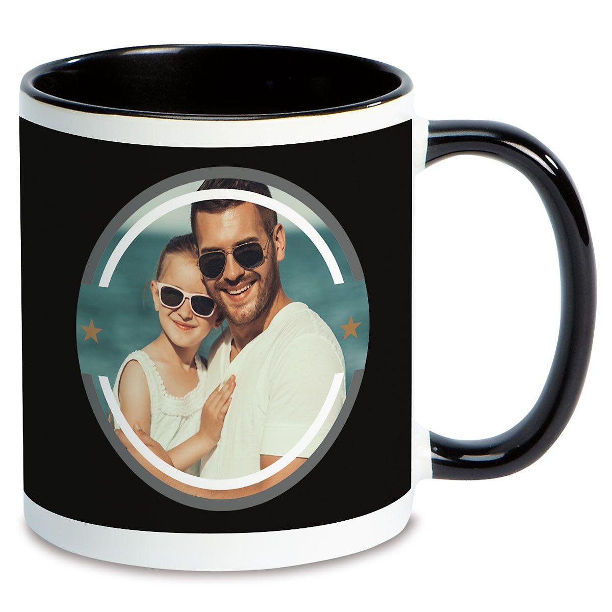 The Man Ceramic Photo Mug