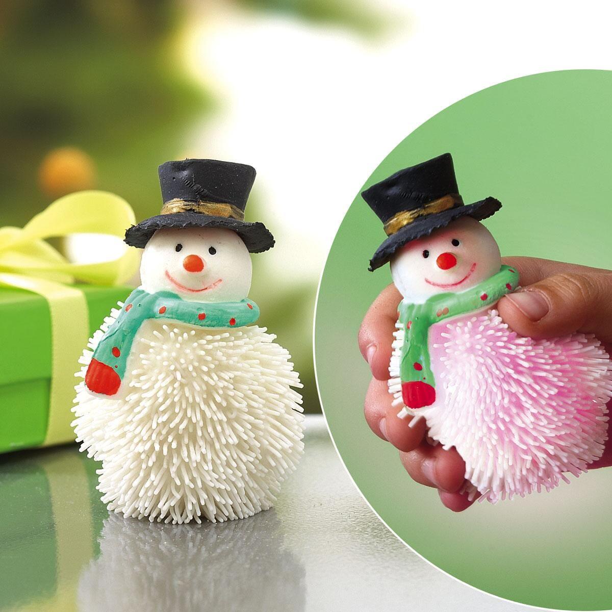 Snowman Puffer
