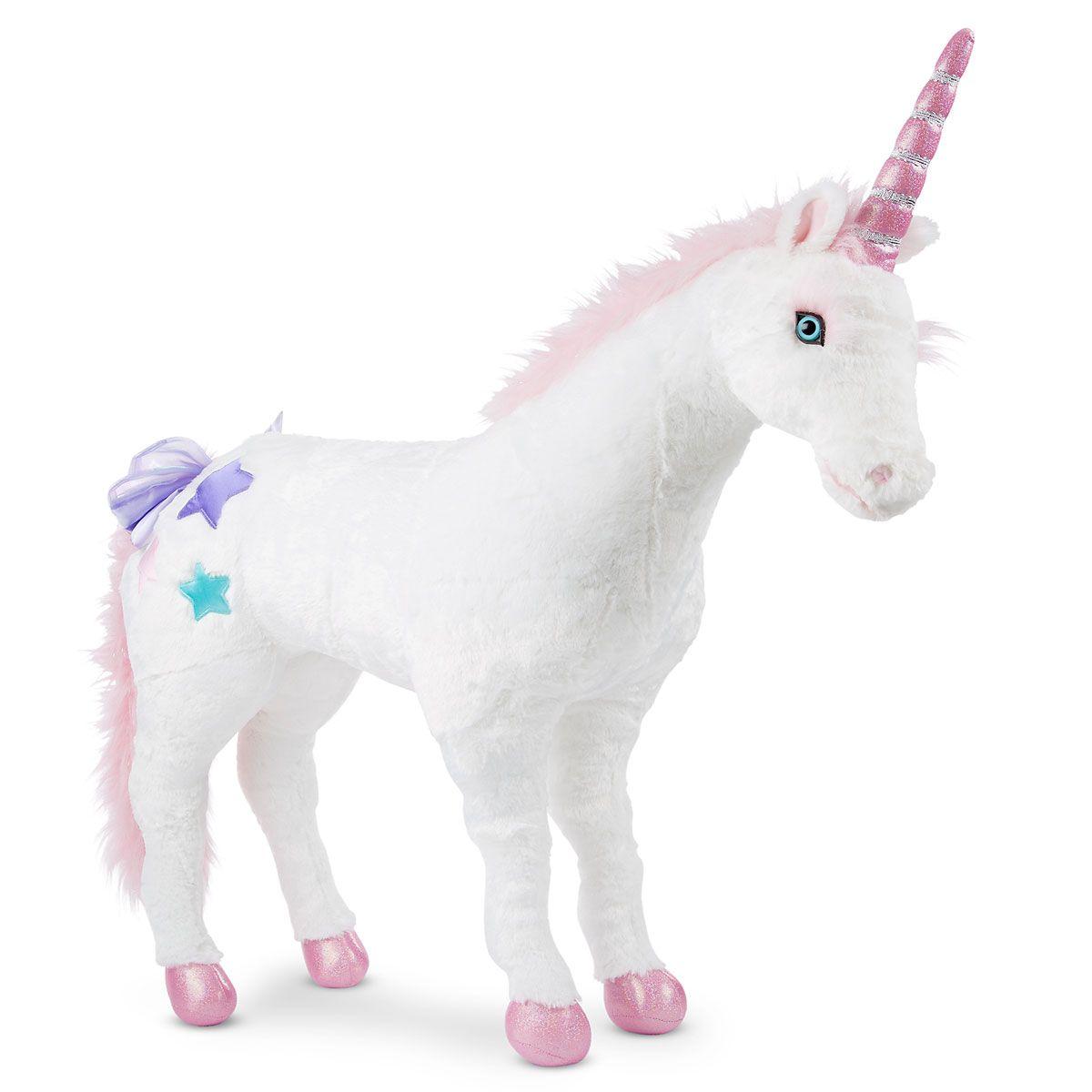 Unicorn Plush by Melissa & Doug®