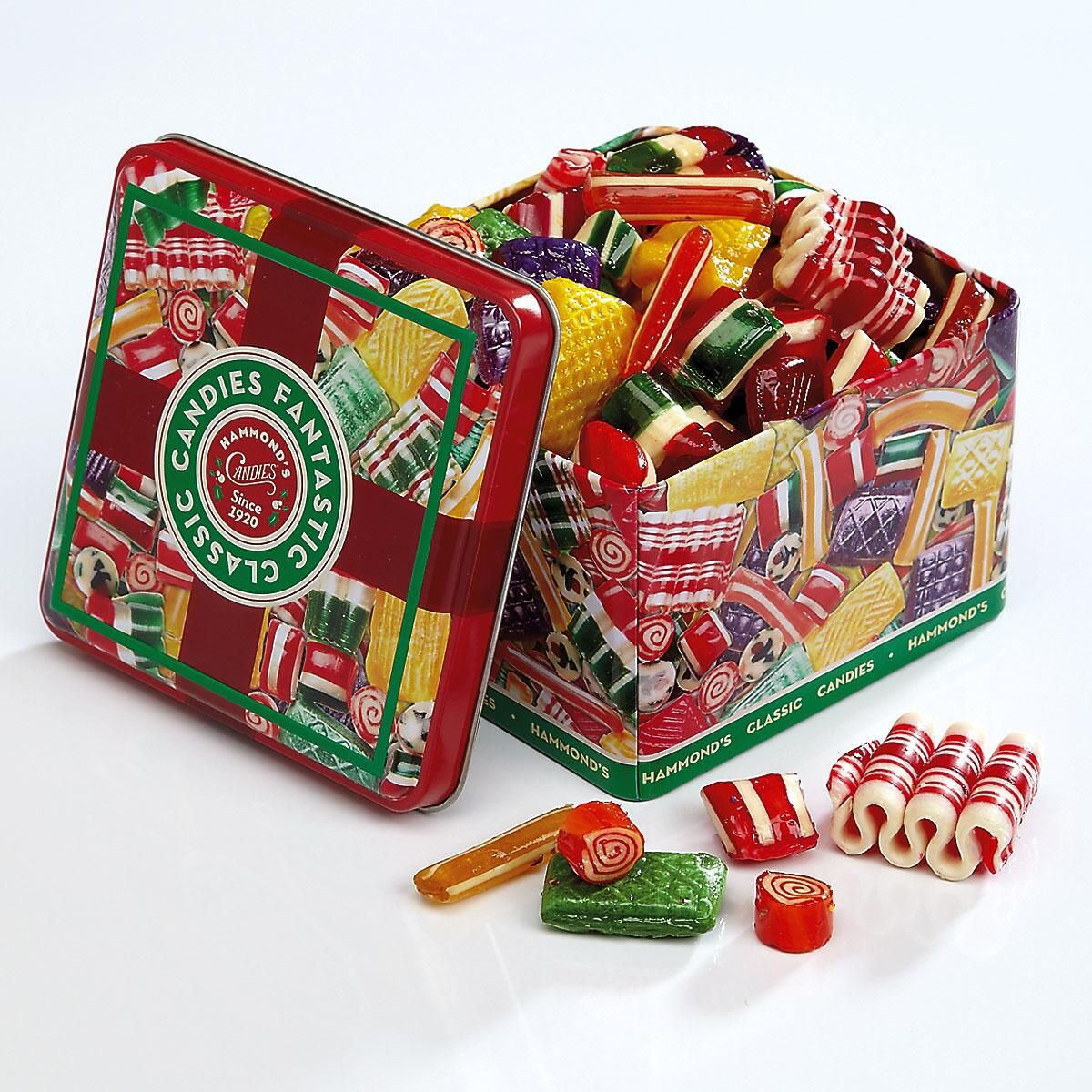 Christmas Candy.Hammonds Classic Christmas Candy