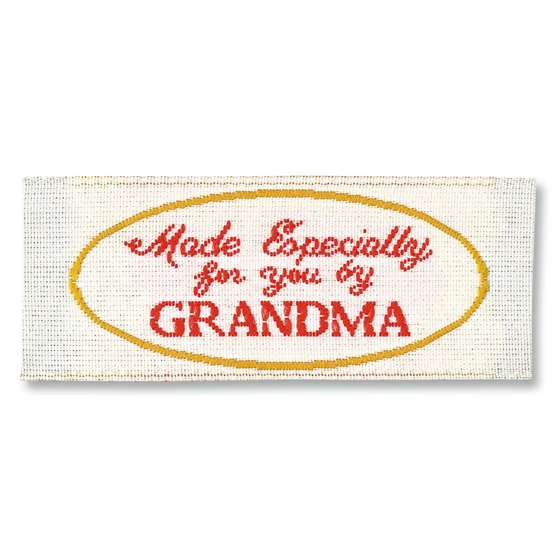 Especially for you by Grandma Sewing Labels