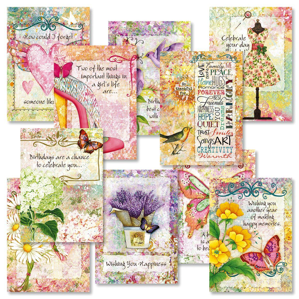 Joy Hall Dream On Birthday Value Pack