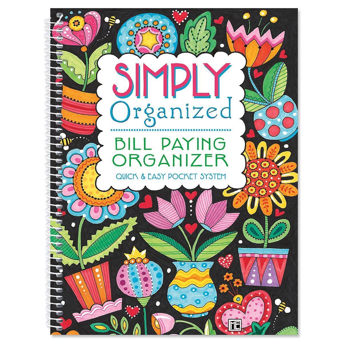 Bill Paying Organizer by Mary Engelbreit®