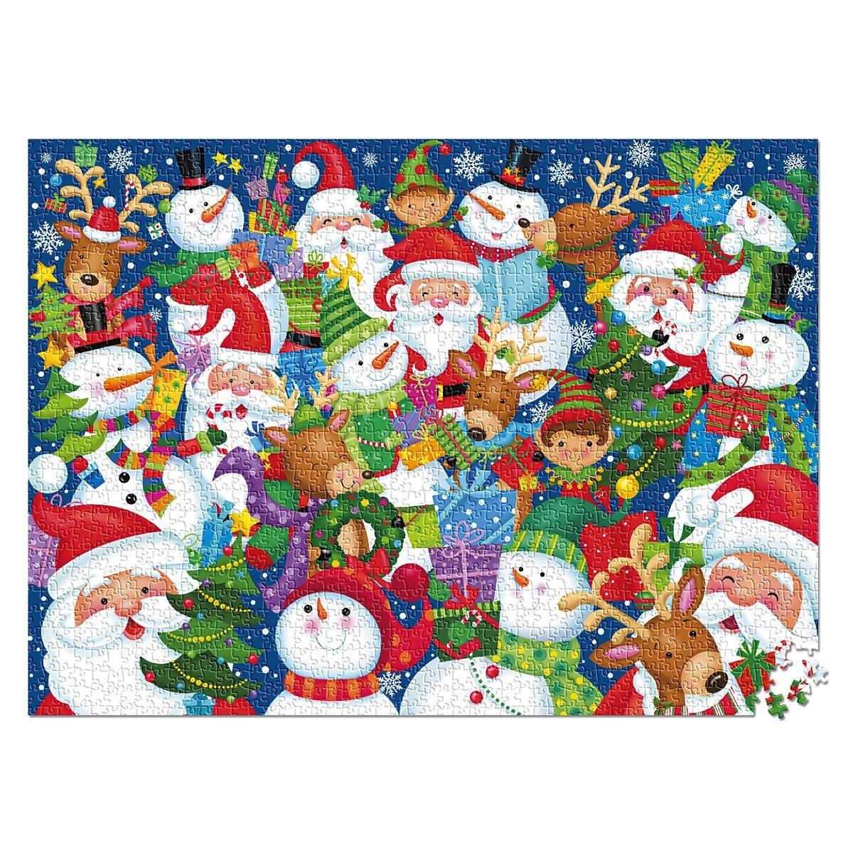 Christmas Fun Holiday Puzzle