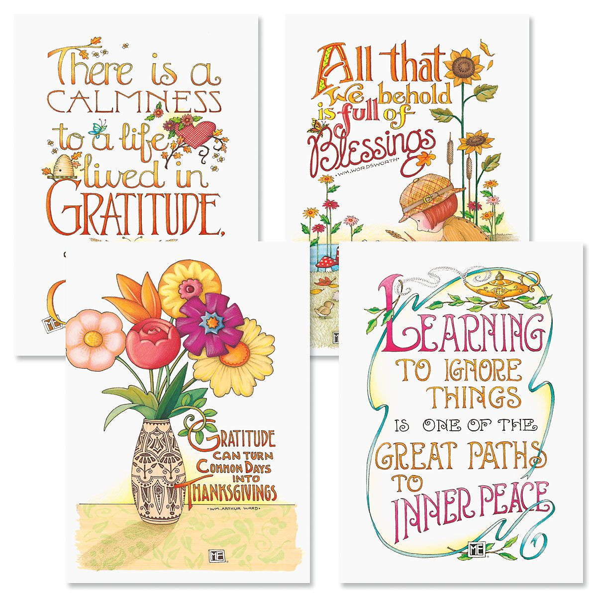 Inspirations Friendship Greeting Cards