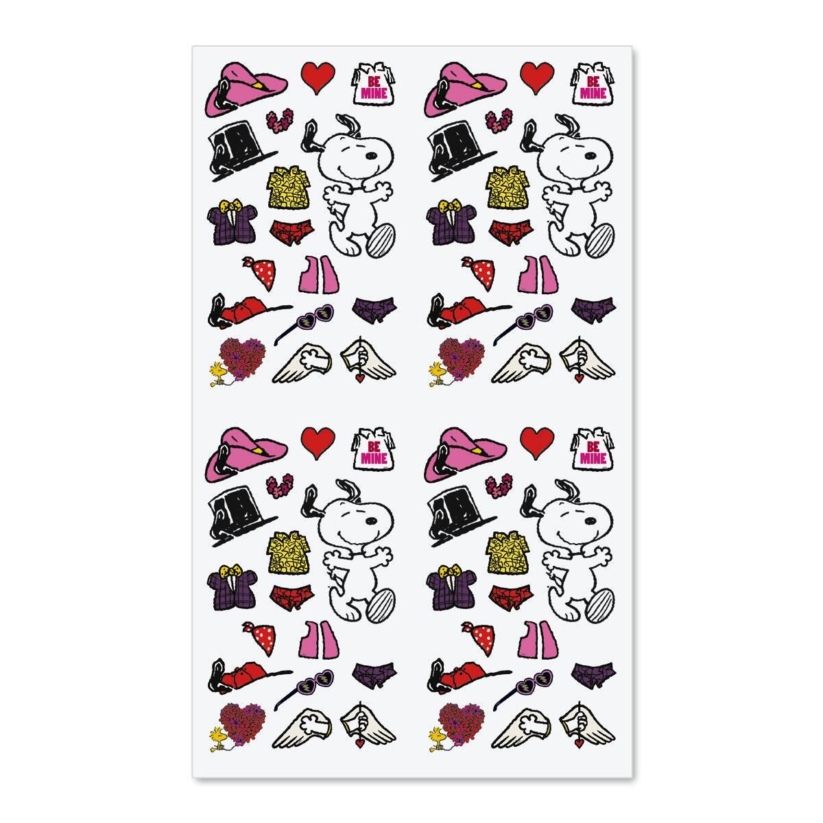Snoopy™ Dress Up Stickers