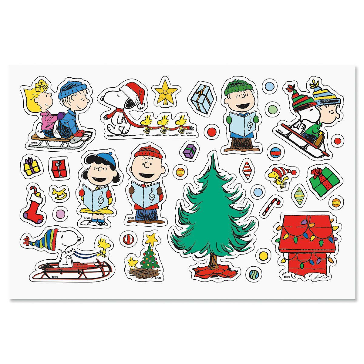 PEANUTS® Stickers – Buy 1 Get 1 Free