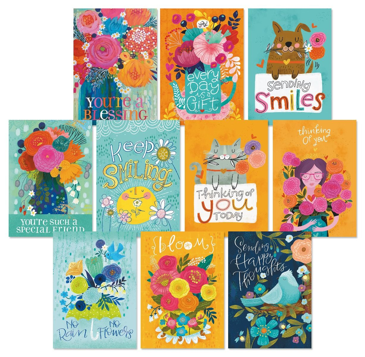 Warm Wishes  Friendship Cards Value Pack