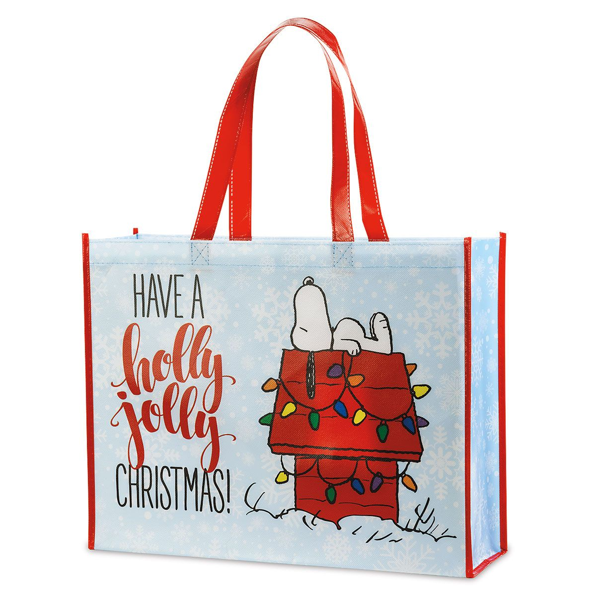 PEANUTS® Shopping Totes Christmas