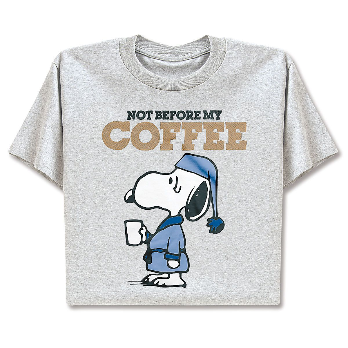 Not Before My Coffee PEANUTS® T-Shirt