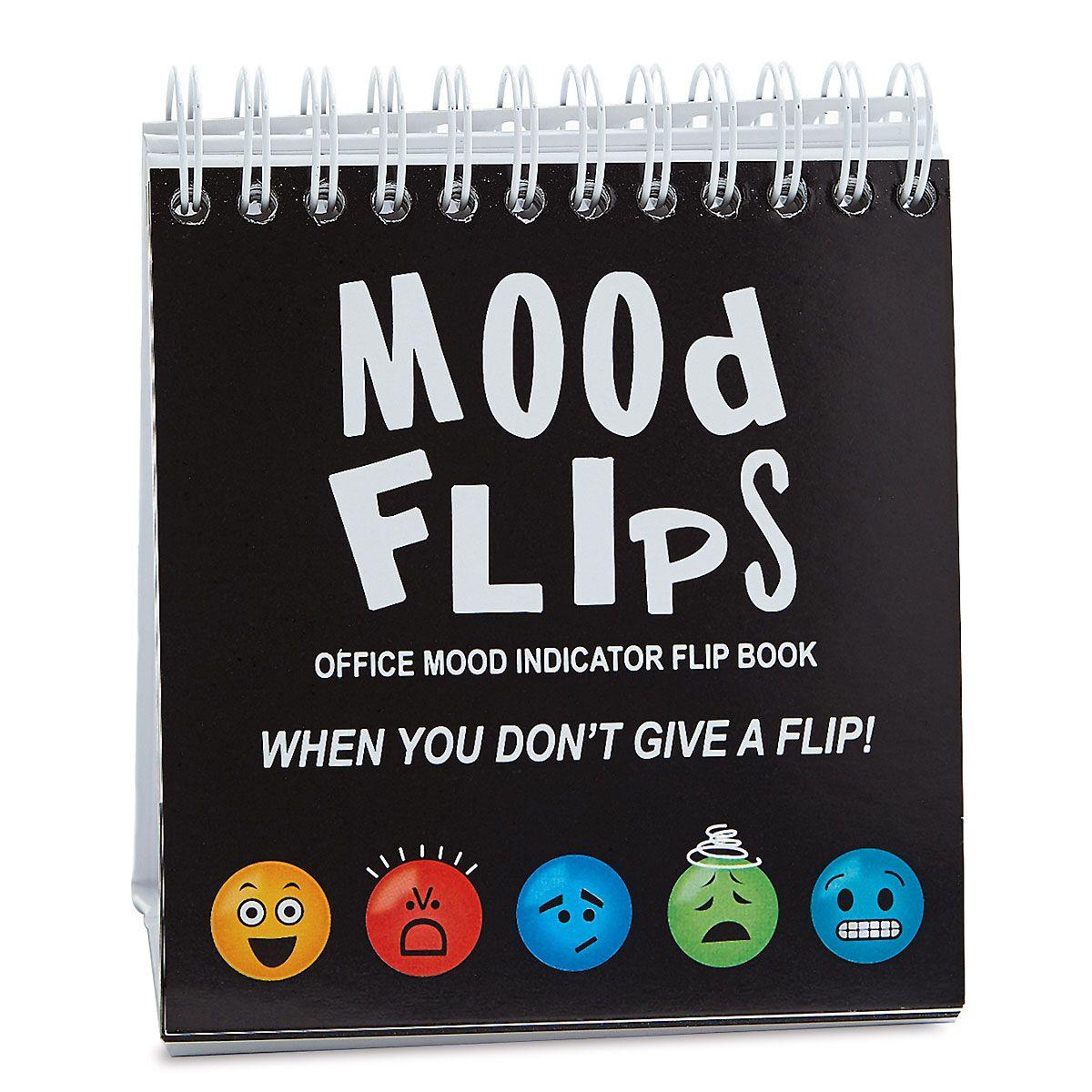 Mood Flips Book