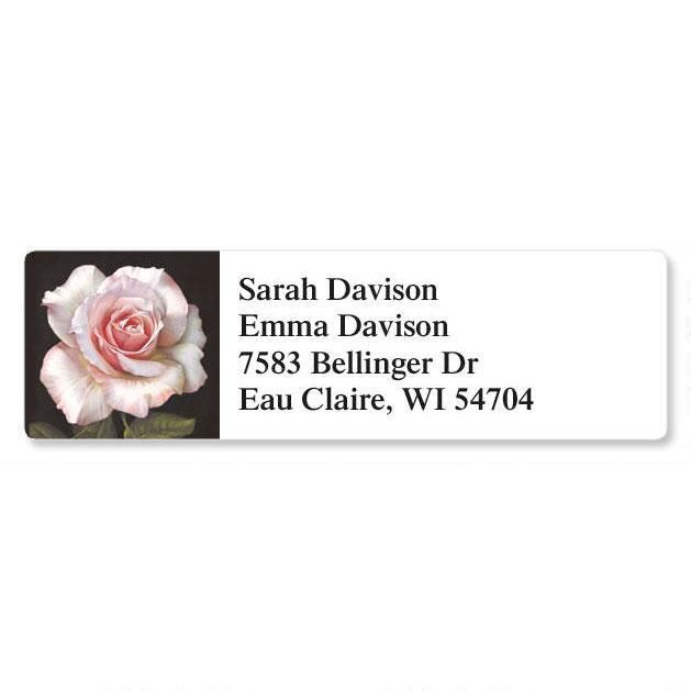 Pretty in Pink Classic Address Labels