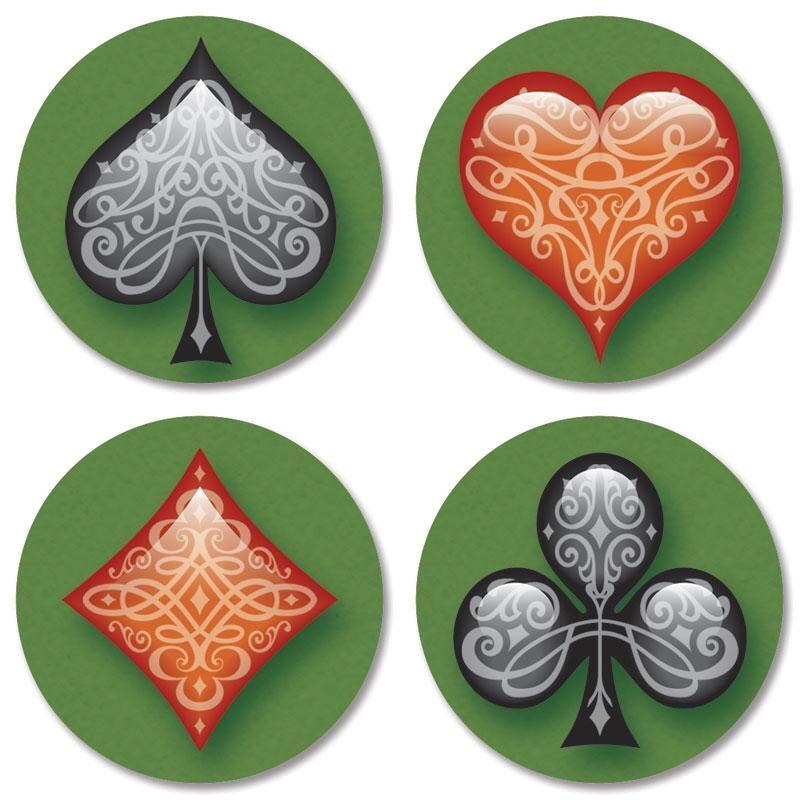 Game Night Envelope Seals  (4 Designs)