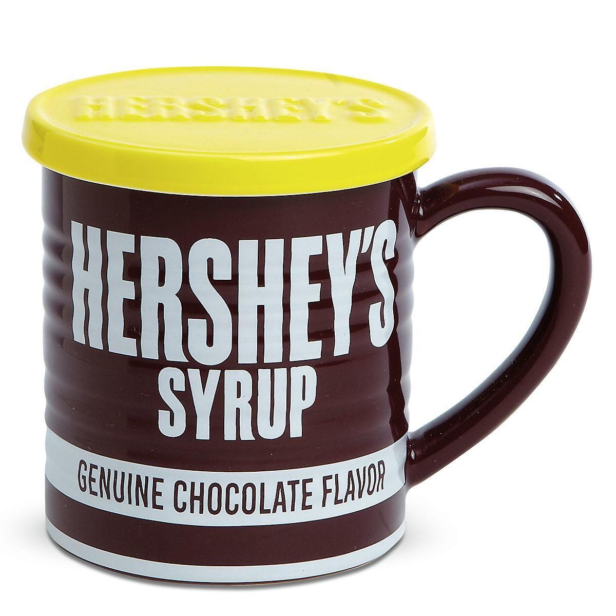 Hershey S Syrup Novelty Mug Colorful Images