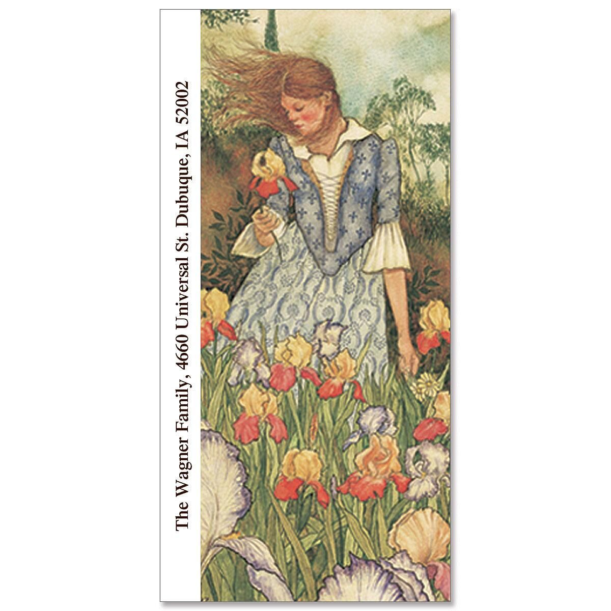 Meadow Garden Oversized Address Labels