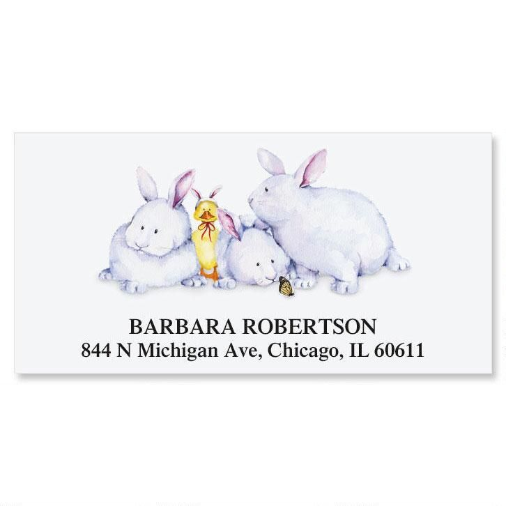Odd Duck Deluxe Return Address Labels