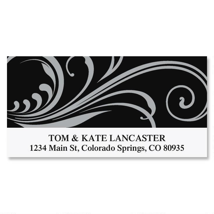 Stylish Deluxe Address Labels