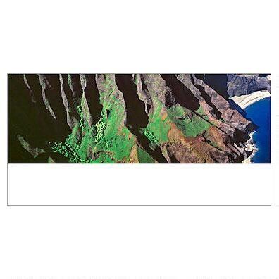 Na Pali Cliffs Labels