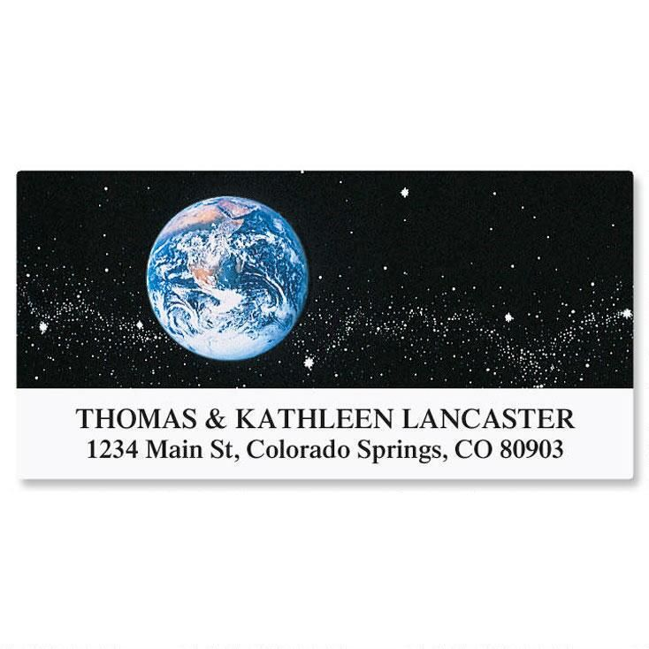 Flying High  Deluxe Return Address Labels