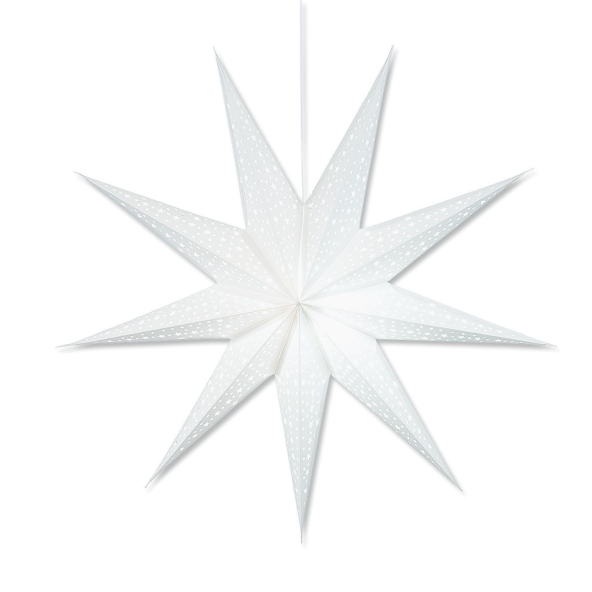 Nine-Pointed Star Ornament
