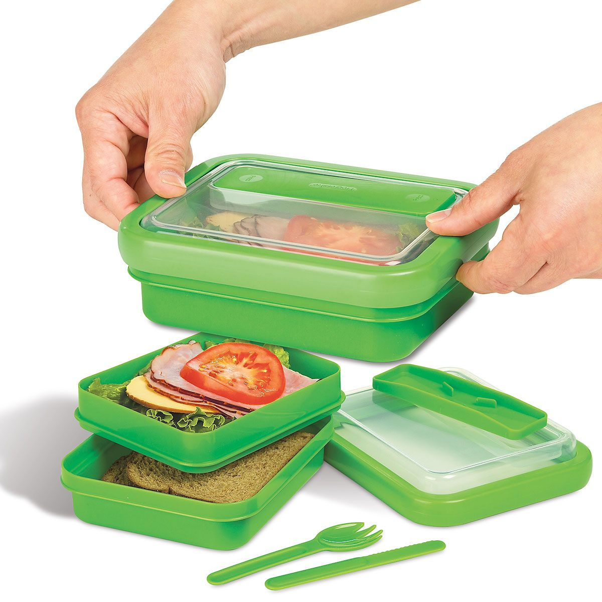 Lunch Box To Go