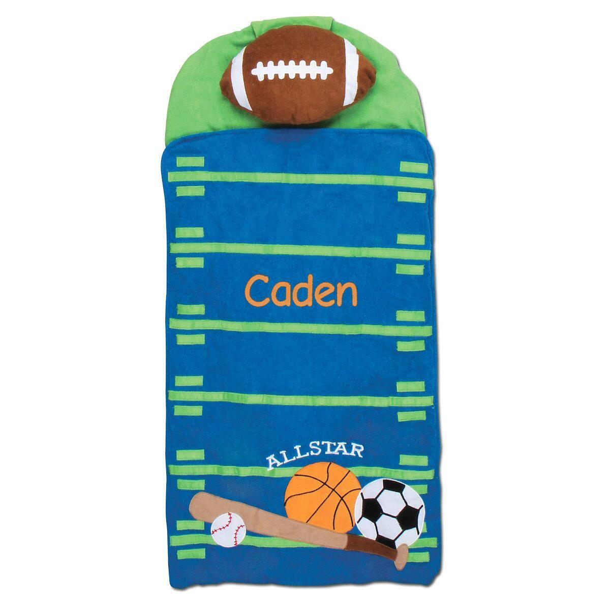 Custom Sports Nap Mat by Stephen Joseph®