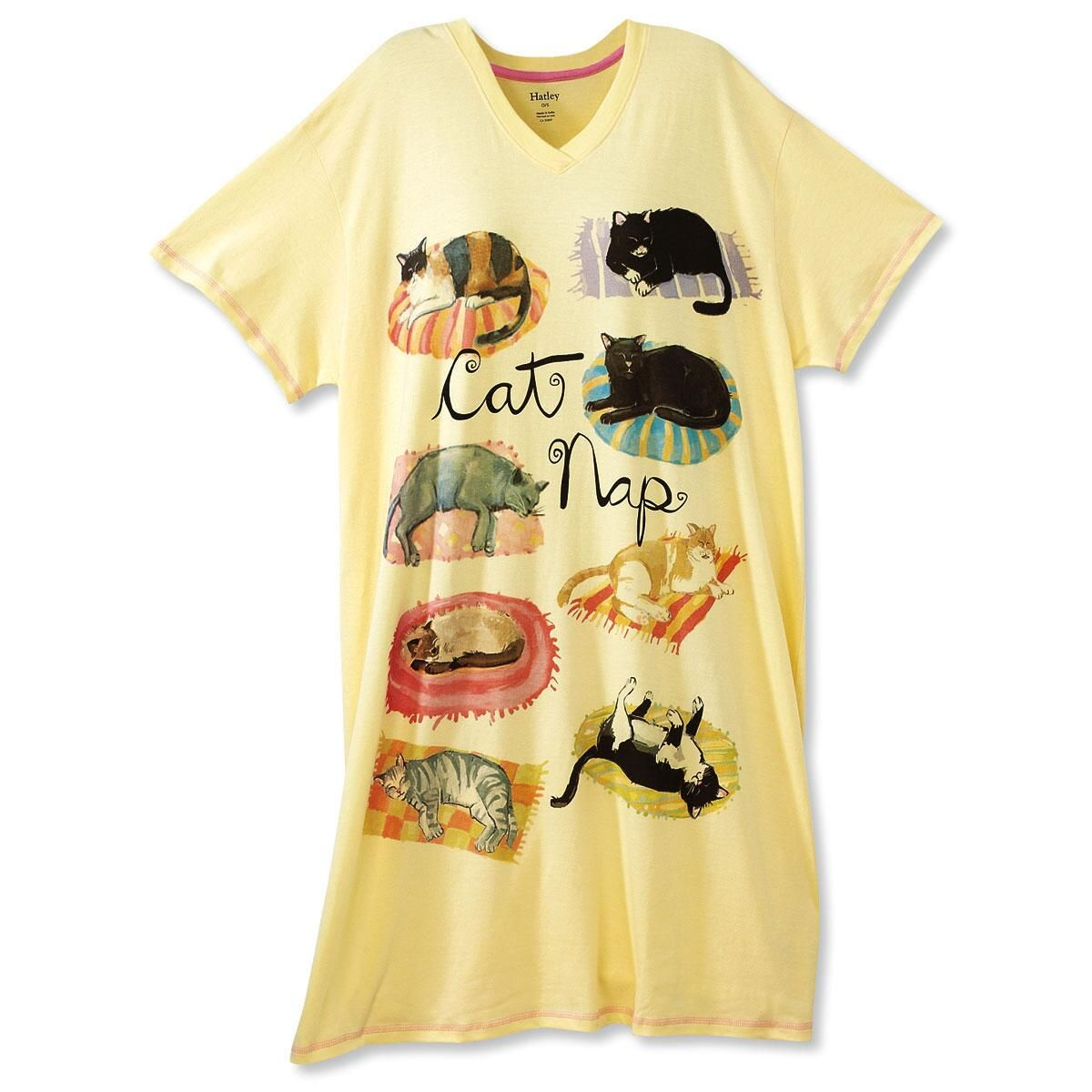 Cat Nap Nightshirt