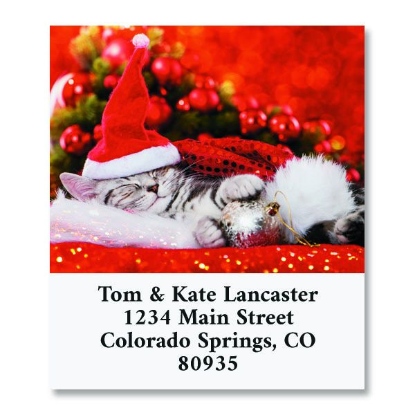 Purfect Dreams Select Return Address Labels