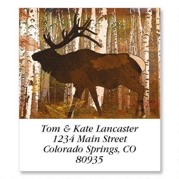 Elk Select Return Address Labels