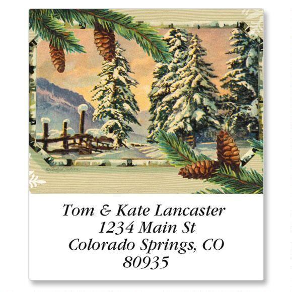 Winter Classic Select Address Labels