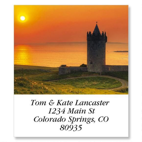 Doonegore Castle Select Address Labels